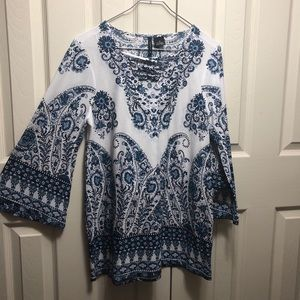 new directions Tops - New Directions Tunic
